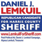 Daniel Lemkuil For Sheriff